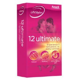 Lifestyles Ultimate Stimulating 12's