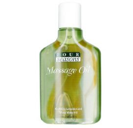 Four Seasons Massage Oil with Ylang