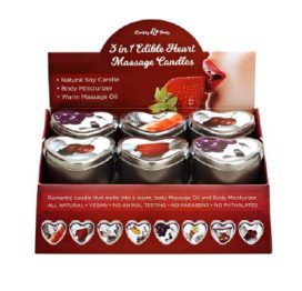3 in 1 Edible Candles Ass Flavours