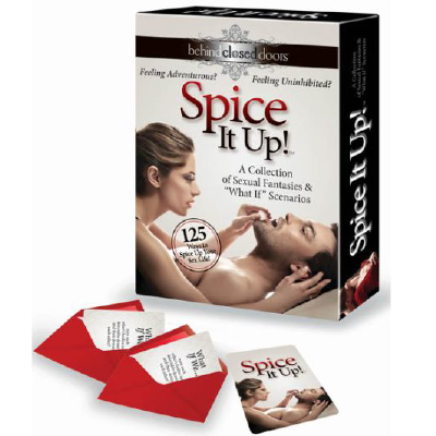 Behind Closed Doors - Spice It Up