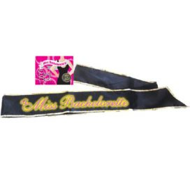 Bride to be Sash Glow in the dark d