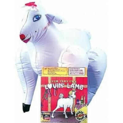 Lovin Lamb Bow Up