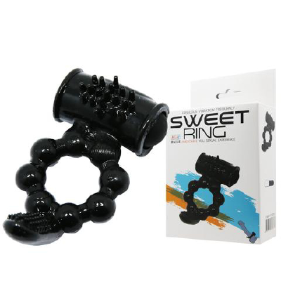 Sweet Ring Black