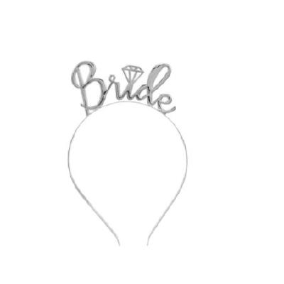 Bride Tiara Silver