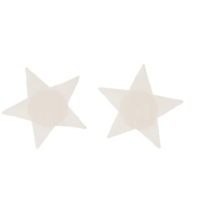 Star Nude Nipple Pasties