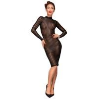 f182s - Classic Dress Elastic Tulle S