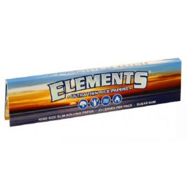 Papers: Elements King Size Slim