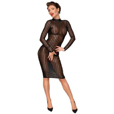 f182xl - Classic Dress Elastic Tulle XL