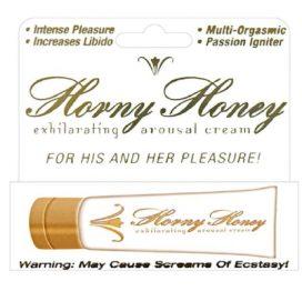 Horney Honey Exhilarating His & Her Gel