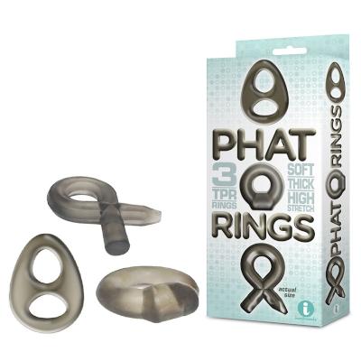 Phat Rings Smoke No:1 3pk