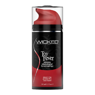 Wicked Toy Fever Warming Lubricant 100ml