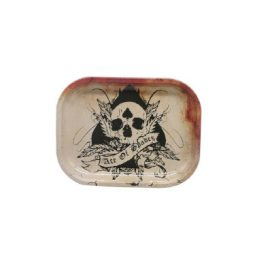 Metal Printed Tray Ace Of Spades