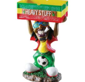 Rasta Man Bowl Top
