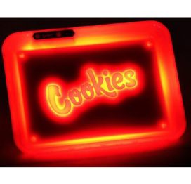 Cookies Glow Tray Red