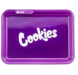 Cookies Glow Tray Purple