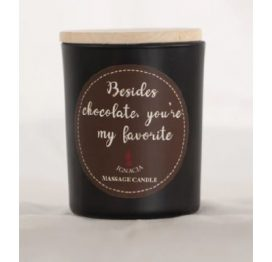 Massage Candle - Besides Chocolate