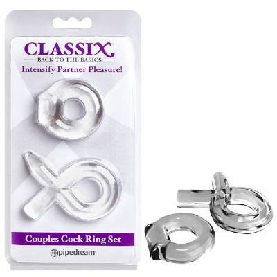 Classix Couple Cock Ring Set