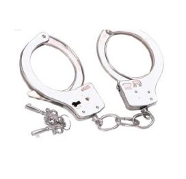 Excellent Powered Hand Cuffs Metal