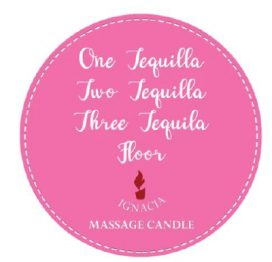 Massage Candle - One Tequilla