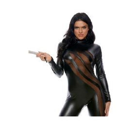 Matte Mock Catsuit X/S/Small