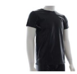 2324 Mens WetLook T-Shirt OS
