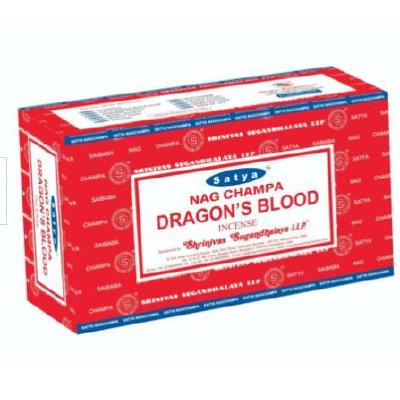 Dragons Blood Incence Satya