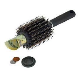 Hairbrush Pill Stash