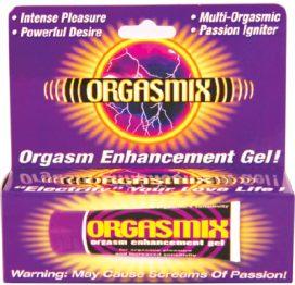 Orgasmix Female Orgasm Gel